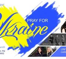 Молитва За Украину в штате Вашингтон