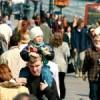В России естественная убыль населения увеличилась в 2 раза
