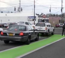 Полиция штата Oregon использует 40 немаркированных автомобилей для поимки невнимательных водителей и водителей, превышающих скорость